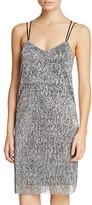 Vero Moda Stinne Metallic Slip Dress