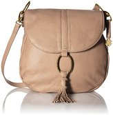 Lucky Brand Athena Convertible Flap Cross Body Bag