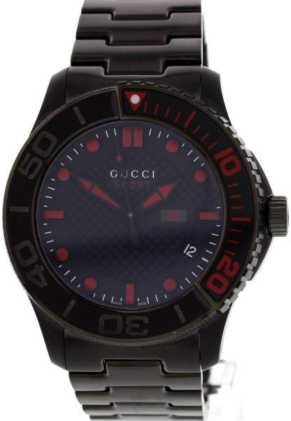 Gucci G Timeless Sport 13190091 Stainless Steel Men's Watch