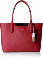 Calvin Klein Key Item Totes Saffiano Withstripe Tote