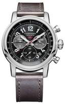 Chopard Mille Miglia 2016 Race Edition Stainless Steel & Leather Strap Watch