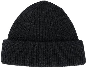 Isabel Marant Ribbed Knit Beanie