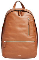 Skagen Kroyer Leather Backpack