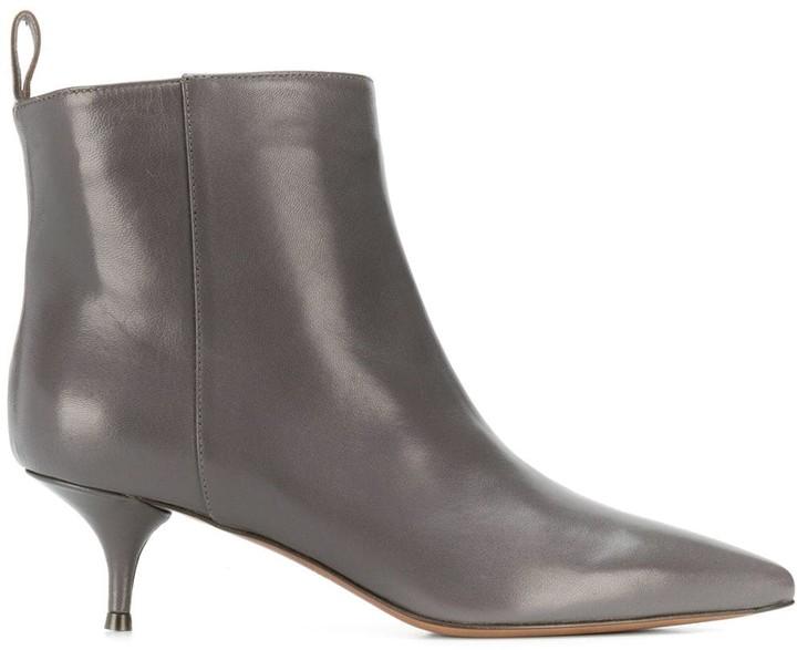 L'Autre Chose pointed boots