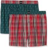 Skiny Men's 086360 Boxer Shorts,L pack of 2