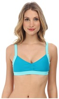 Marc by Marc Jacobs Solid Marc Cut Out Vic Top