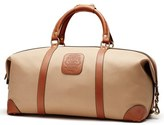 Ghurka Men's 'Cavalier Ii' Canvas Duffel Bag - Brown