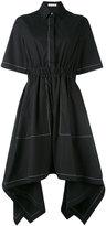 J.W.Anderson asymmetric flared dress