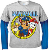 Freeze PAW Patrol Gray & Blue Contrast Tee - Toddler