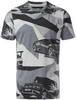 Hydrogen camouflage T-shirt - men - Cotton - S