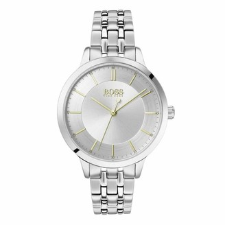 HUGO BOSS Women's Analogue Quartz Watch with Stainless Steel Strap 1502513