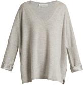 Amanda Wakeley Hutton oversized cashmere sweater