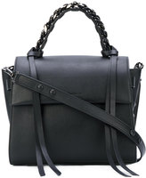 Elena Ghisellini removable strap tote - women - Calf Leather - One Size