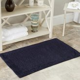 Safavieh Spa 2400 Gram Resorts Navy 27 x 45 Bath Rug (Set of 2)