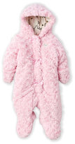 Juicy Couture Newborn/Infant Girls) Hooded Faux Fur Pram
