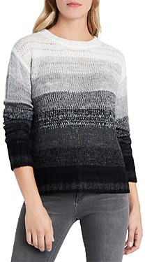 Vince Camuto Ombre Striped Sweater