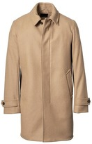 Banana Republic Italian Wool-Blend Car Coat