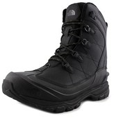 The North Face Chilkat Round Toe Leather Snow Boot.