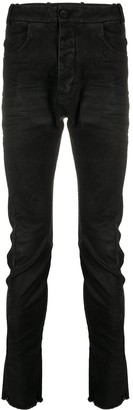 Masnada Low Rise Skinny Jeans