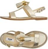 Moschino Sandals - Item 11184142