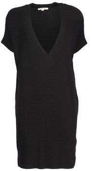 Esprit SANTINE women's Dress in Black