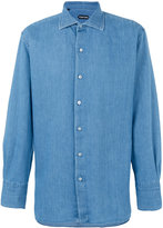 Tom Ford buttoned shirt - men - Cotton - 39