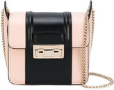 Lanvin Jiji bag - women - Cotton/Calf Leather/Lamb Skin - One Size