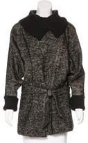 A.L.C. Wool-Blend Short Coat