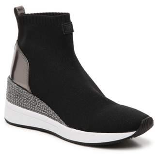 MICHAEL Michael Kors Skyler High-Top Wedge Sneaker