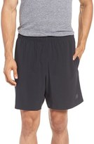 New Balance Men's 2-In-1 Woven Athletic Shorts
