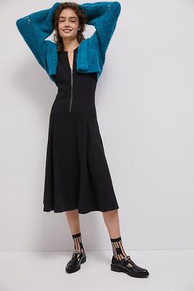 Maeve Vera Midi Dress By in Black Size XS