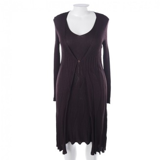 Alexander McQueen Purple Dress for Women