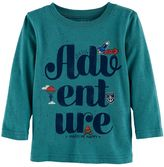 Baby Boy Jumping Beans® Nep Long Sleeve Graphic Tee