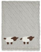 Elegant Baby Baby's Lambie Classic Knit Blanket