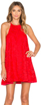 Assali Hydrangea Mini Dress