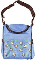 """Baby Essentials Tender Kisses """"Lil' Monkey"""" Insulated Bottle Bag - blue, one"""