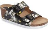 Kensie 'Wenda' Wedge Slide Sandal (Women)