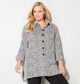Avenue Speckled Jacket