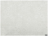 Chilewich Mosaic Rectangle Placemat - Grey