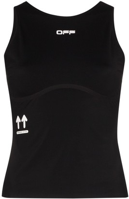 Off-White Active Tank Top