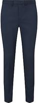 Libertine-libertine Transworld Slim Tailored Trousers, Dark Navy
