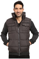 English Laundry Quilted Bombed w/ Fleece Hood & Sleeves