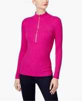 INC International Concepts Half-Zip Sweater, Only at Macy's