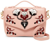 Cynthia Rowley Layla Embroidered Crossbody