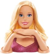 Barbie Color & Crimp Styling Head
