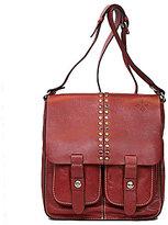 Patricia Nash Soft Veg Tan Collection Armeno Messenger Bag