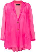 Barbara Bologna oversized lightweight blazer