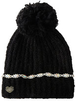 Betsey Johnson On The Rocks Cuff Hat