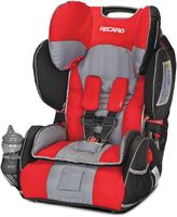 Recaro Performance Sport Booster Car Seat in Red