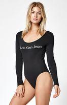 Calvin Klein For PacSun Long Sleeve Bodysuit